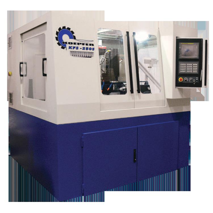 KFS Series Gear Tool Sharpening Machines